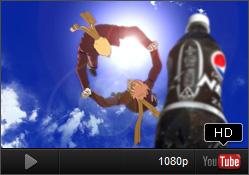 神山健治監督CM「スカイダイブ」篇フル PEPSI NEX × 009 RE:CYBORG © 「009 RE:CYBORG」製作委員会